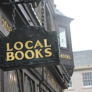 Apparently this is a famous bookstore, but I didn't find out why.