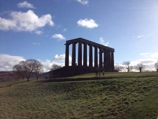 Edinburgh's Disgrace